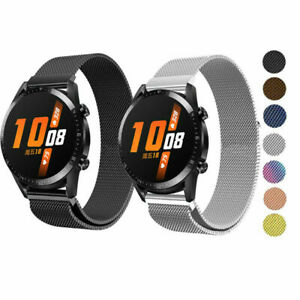 Milanaise Edelstahl Armband Für Huawei Watch 3 GT 2E 2 Pro Classic Sport 20/22mm