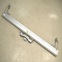 "Heavy Duty Sliding 77"" Span Lift Hoist 500 lb. Aluminum Beam Crane (No Hoist)"
