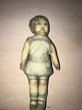 """Cloth Fabric Art Doll 6"""""""