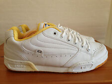 "GLOBE REMINGTON SKATE SHOES  WHITE/GUM US 9""MULLEN,KOSTON,CHET THOMAS"""