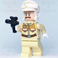 New Star Wars LEGO® Hoth Rebel Officer Trooper TESB Minifigure 75098