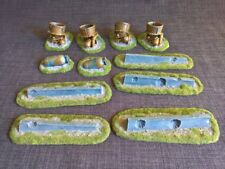 painted terrain scenery wargames warmachine Warhammer 40k RPG lot