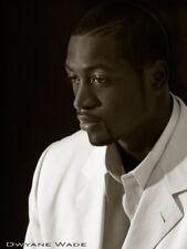 DWYANE WADE - Miami Heat - FINE ART PRINT -Signed by Artist
