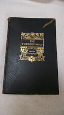 1926 The Friendly Road book by David Grayson illustrated