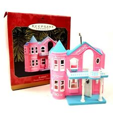 Hallmark Keepsake Ornament Barbie Dream House Handcrafted 1999 Collectible New