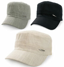 Suitable for all weather Brand New Unisex 100/% Waxed Cotton Cadet//Military Hat