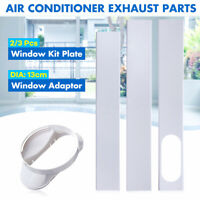 """5"""" Window Adaptor 2x 3x Window Slide Kit Plate For Portable Air Conditioner"""