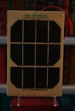 Solar schoolhouse Mini panel  Amp: 3V Imp:1