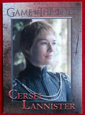 GAME OF THRONES - Season 6 - Card #33 - CERSEI LANNISTER - Rittenhouse 2017