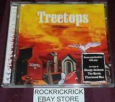 TREETOPS - GOSPEL -5 TRACK CD EP-