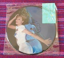 Kylie Minogue ~ Get Outta My Way ( 7'Inches Picture Disc ) ( Made in EU ) Lp