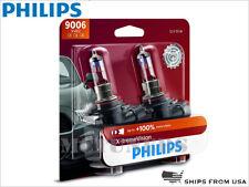 NEW X2 PHILIPS 9006 HB4 X-treme Vision 100% Headlight bulbs 9006XVB2 | PACK OF 2