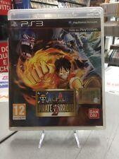 One Piece Pirate Warriors 2 Ita PS3 USATO GARANTITO