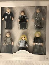 Pottery Barn Kids Dollhouse Family The Jones New In The Box
