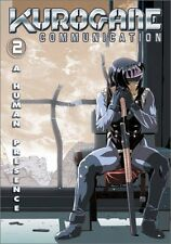 NEW - Kurogane Communication Vol.2 - A Human Presence (Episodes 9-16)