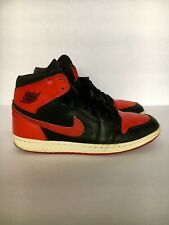timeless design 09532 0c7d3 Air Jordan 1 Bred 2001 for sale | eBay