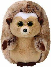 "Ida Hedgehog Ty Beanie Babies Plush stuffed animal figure 8"" Small new w/ tags"
