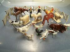 Antique British Farm figures
