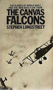 The Canvas Falcons, by Stephen Longstreet