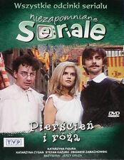 Pierscien i roza - serial TV (DVD) 1986 Katarzyna Figura POLSKI POLISH