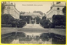 cpa RARE 51 - EPERNAY (Marne) MAISON CHANDON HÔTEL Particulier Vin Champagne