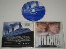 Titanic/Soundtrack/James Horner (Sony Classical/SK 63213) CD Album