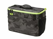 Tenba Tools BYOB 13 - CAMERA INSERT - Camo/Lime->Turn any bag into a camera bag