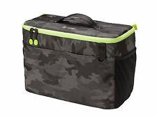 Tenba Tools BYOB 13 - CAMERA INSERT - Camo/Lime->Turn any bag into a camera bag