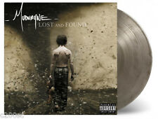 MUDVAYNE - LOST AND FOUND, 2017 EU 180G COLOURED vinyl 2LP, 0038/1000! SEALED!