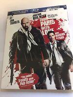 From Paris With Love Blu Ray Disc Sealed Brand New Movie John Travolta