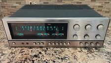 Vintage KENWOOD KR-8340 Two-Four Receiver with KCD-2 Adapter
