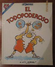 EL JUEVES - PENDONES DEL HUMOR 58 - EL TODOPODEROSO