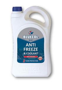 Bluecol Antifreeze & Coolant Blue Down To -36C - 5L Litre