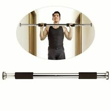 Adjustable Pull-up Bar Doorway Horizontal Home Gym Exercise Workout Equipment