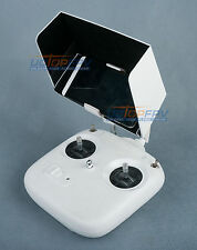 White Sunshade fits up to iPhone 6 Plus 6+ for DJI Phantom All Models Inspire