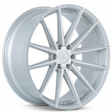 "4ea 22"" Ferrada Wheels FT1 Machined Silver Rims(S3)"