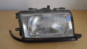 Headlight Right With Actuator Lwr Audi 80 B4 Bj.95 0301075332 8A0941004