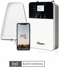 HiBoost 10K PLUS Cell Phone Signal Booster for Home and Office