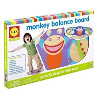 ALEX Toys Active Monkey Balance Board New Toy Ages 3+ Play Sports Boys Girls Fun