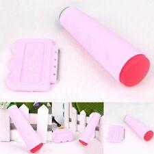 Nail Stamper Nail Polish Printing Stamping & Scraper Nail Art Kit DIY Tool