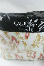 New RALPH LAUREN Home Liana Floral 3-PC KING Comforter & Shams Set Multi $420