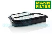 Mann MOTOR FILTRO DE AIRE Alta Calidad especificación OE Recambio C3027/1