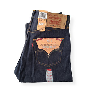 NWT NOS 2000s Levi's 501 Vintage Made in USA W30L32