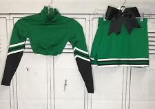 Cheerleading Uniform Plain Youth Med