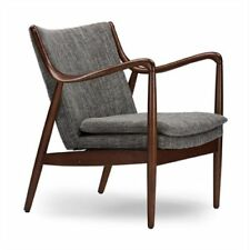 Superb Baxton Studio Mid Century Modern Chairs For Sale Ebay Ibusinesslaw Wood Chair Design Ideas Ibusinesslaworg