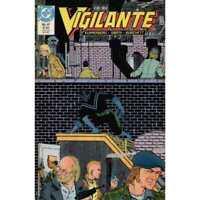 Vigilante (1983 series) #41 in Near Mint minus condition. DC comics [*9m]