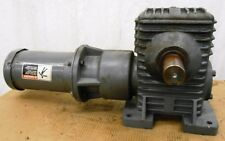 BALDOR AC MOTOR, VM3611T, 3HP, WINSMITH GEAR REDUCER 941CDBS062X0FA, 40:1