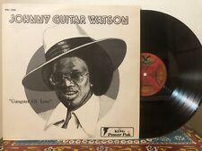 JOHNNY GUITAR WATSON Gangster Of Love KING LP VG+ funk soul