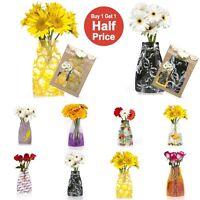 Flower Vase REVA Expanding Holds Large Tall Flowers Bedroom Conservatory Kitchen