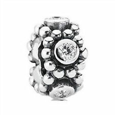 New Authentic Pandora Charm Her Majesty Clear Spacer 791122CZ Box Included